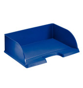 Briefablage 5219 Jumbo Plus A4 / C4 quer blau stapelbar