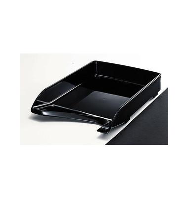 Briefablage 5220 elegant A4 / C4 schwarz stapelbar