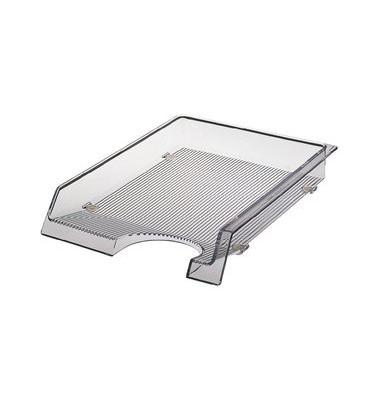 Briefablage Exclusiv 5221-00-02 A4 / C4 glasklar Kunststoff stapelbar