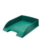 Briefablage 5227 Plus A4 / C4 grün staplebar