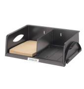 Briefablage-Box 5230 Sorty A4 / C4 quer schwarz stapelbar
