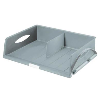 Briefablage-Box Sorty Jumbo 5232-00-85 A3 quer grau Kunststoff stapelbar