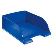 Briefablage 5233 Jumbo A4 / C4 blau stapelbar