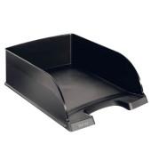 Briefablage 5233 Jumbo A4 / C4 schwarz stapelbar