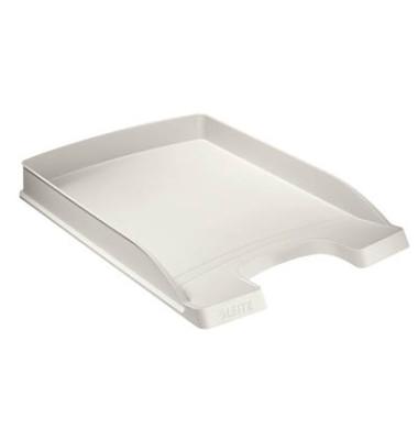 Briefablage Plus Flach 5237-00-85 A4 / C4 grau Kunststoff stapelbar