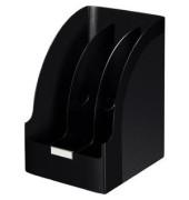 Stehsammler 5239-00-95 Jumbo Plus 213x250x321mm A4 Polystyrol schwarz
