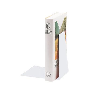 Buchstütze 5298 weiß 125 x 145 x 140 mm
