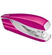 Heftgerät WOW pink bis 30 Blatt für 24/6 +26/6