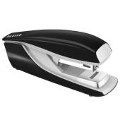 Heftgerät 5505 Flat Clinch schwarz bis 30 Blatt für 24/6 + 26/6