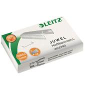 Heftklammern 5640-00-00, Juwel 4mm, verzinkt, Heftleistung 12 Blatt max., 2000 Stück