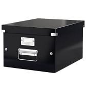 Ablagebox Click & Store schwarz 26,5 x 33,5 x 18,8 cm DIN A4