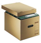 Archivbox 6081 braun 34 x 45,5 x 27,5 cm bis 7x A4