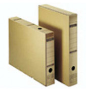 Archivschachtel 6085 natron 7x43,7x32,5 m.Lasche