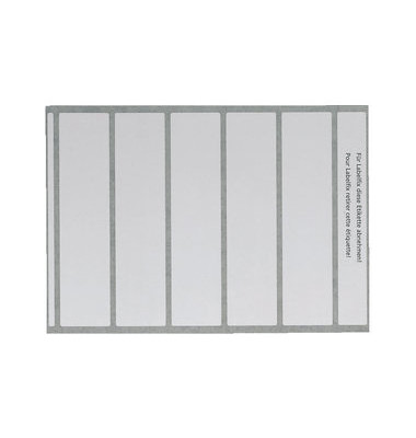 Etiketten für Ocplus 6652 weiß 46 x 195mm