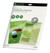 Laminierfolie iLAM UDT A4 farblos glänzend 0,08mm 25 Stück