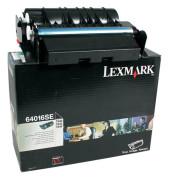 Toner 64016SE schwarz ca.6.000 Seiten Rückgabe