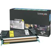 Toner C534YX gelb ca.7.000 Seiten Rückgabe