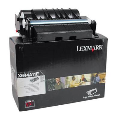 Toner 0X644A11E schwarz ca.10.000 Seiten
