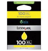 Druckerpatrone 100XL gelb 600 Seiten