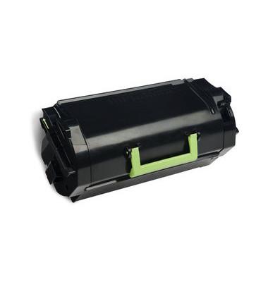 Toner f.MS710/MS711 schwarz ca.6.000 S Rückgabe