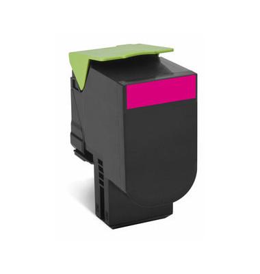 Toner für CX310/CX410 magenta ca.1.000 Seiten Rückgabe