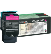 Toner C544X1MG magenta ca 4000 Seiten