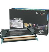 Toner C736H1KG Rückgabekassette schwarz ca 10000 Seiten