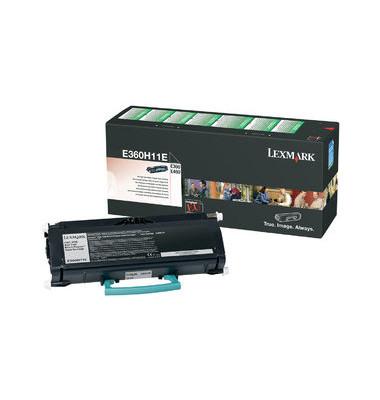 Toner 0E360H11E Rückgabekassette schwarz ca 9000 Seiten