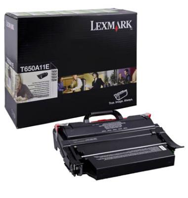 Toner 0T650A11E Rückgabekassette schwarz ca 7000 Seiten
