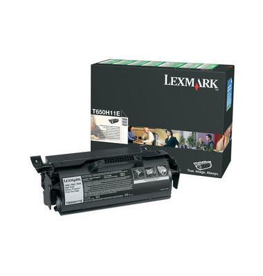 Toner 0T650H11E Rückgabekassette schwarz ca 25000 Seiten