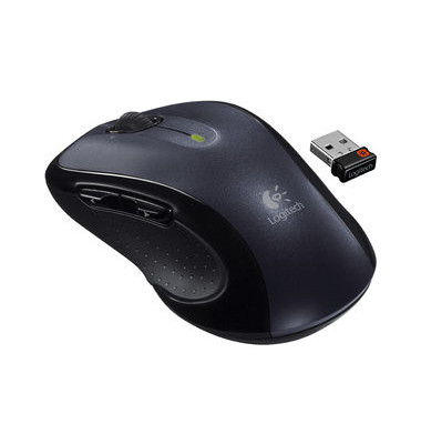 Wireless Mouse M560 schwarz kabellos USB