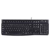 Tastatur Keyboard K120 USB Kabel schwarz