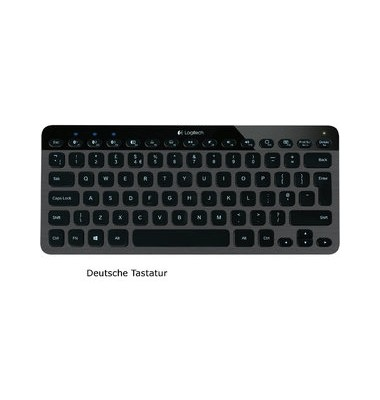 Tastatur Illuminated K810 Bluetooth