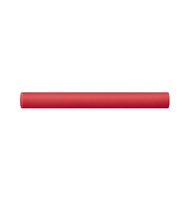 Tafelkreide Robercolor rot rund 10x80mm 100 Stück
