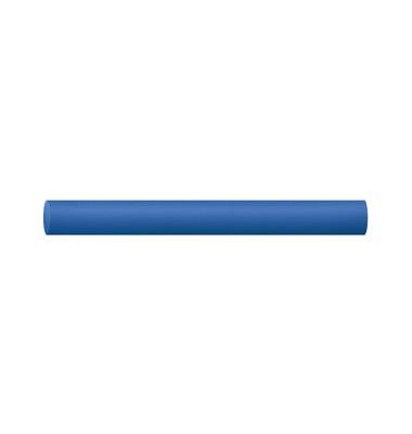 Tafelkreide Robercolor blau rund 10x80mm 100 Stück