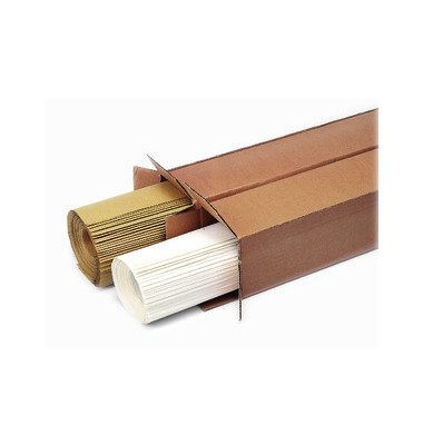 Pinnwandpapier 50 g/qm braun 110 x 140cm 50 Blatt