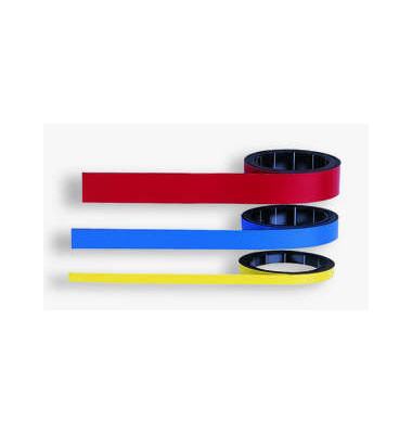 Magnetoflex-Band 1m x 5mm blau