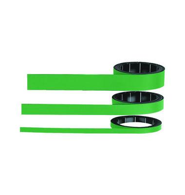 Magnetstreifen Magnetoflex grün 1000x5mm