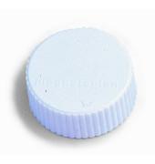 Magnete discofix magnum bis 2,0kg rund weiß 10 Stück