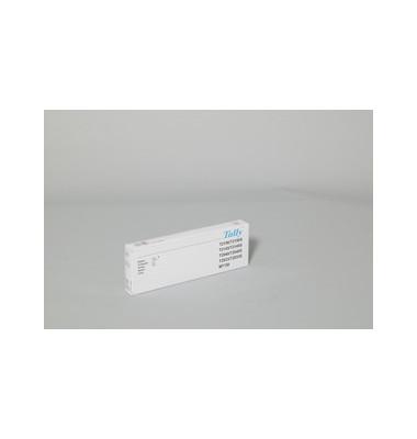 Farbband 060426 für Tally schwarz Nylon