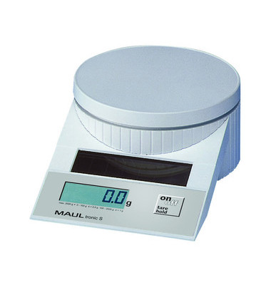 Briefwaage MAULtronic S porto bis 2000g weiß
