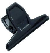 Briefklemmer Breite 75mm schwarz
