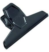 Briefklemmer Breite 95mm schwarz