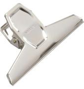 Briefklemmer 210 12 96, 125mm, Metall vernickelt silber, 1 Stück