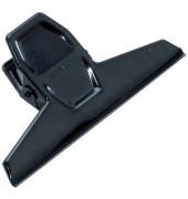 Briefklemmer Breite 125mm schwarz
