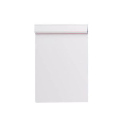 Klemmbrett Serie 231 A3 Klemme kurze Seite weiß Kunststoff