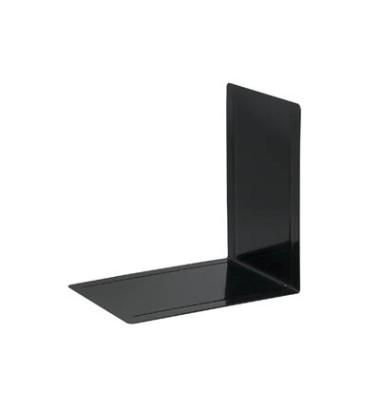 Buchstuetzen Metall 1,0mm schwarz 16,5x24x24cm