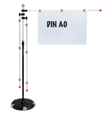 Planhalter A0 Mobilpresenter