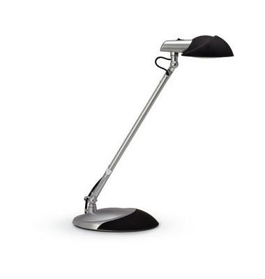 Schreibtischlampe MAULstorm 820 09 90, LED, mit Standfuß, schwarz