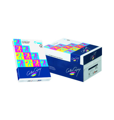 Color Copy A3 250g Laserpapier weiß 125 Blatt